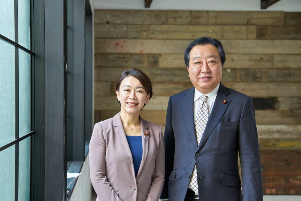 立憲4党と語る、これからの日本 民進党編